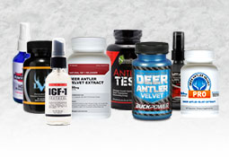 Best Deer Antler Velvet Supplements